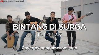 BINTANG DI SURGA - PETERPAN (Versi Akustik) Cover by pengamensosmed