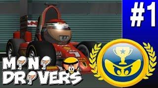 MiniDrivers: The Game - Pro Championship 1