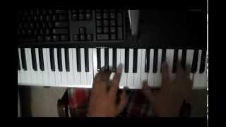 tutorial 8  tumbao piano SON SALSA TIMBA (relleno mano izquierda)