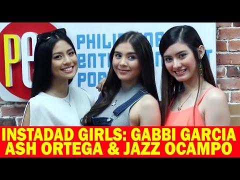 InstaDad Girls: Gabbi Garcia, Ash Ortega & Jazz Ocampo