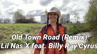 Old Town Road (Remix)- Lil Nas X feat. Billy Ray Cyrus (ASL/PSE COVER) Sign Language Video