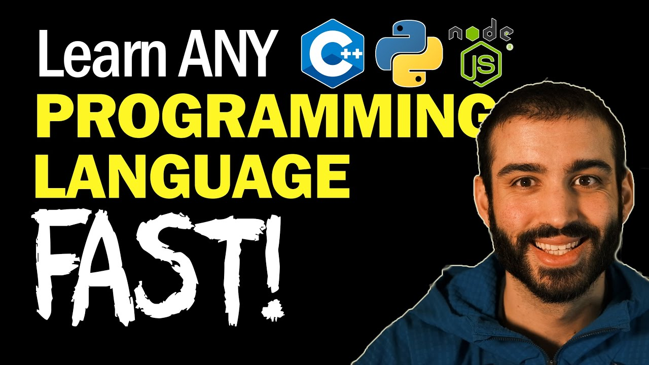 Learn ANY Programming Language FAST with this AMAZING TOOL!