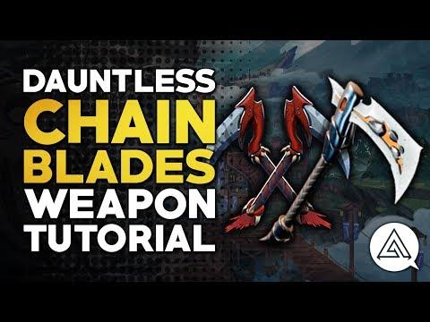 Dauntless | Chain Blades Tutorial