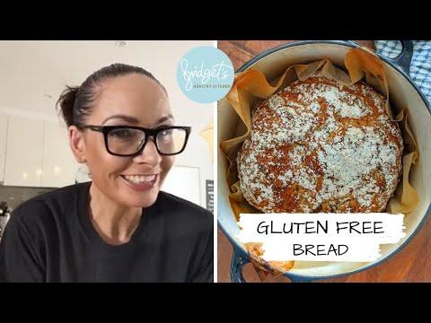 The best bread recipe || Gluten Free + Sugar Free + Dairy Free || Bridget's Healthy Kitchen