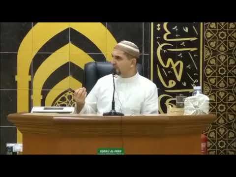 Syeikh Mohib Khouli : Menjadi Hamba Yang Bersyukur