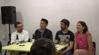 """Presentación de la antología """"Encore Trasatlántico"""" en Madrid"""