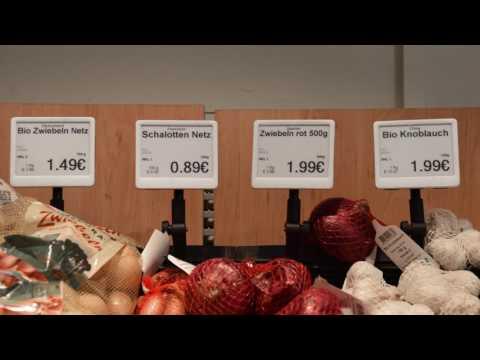 Breece System & Electronic Shelf Labels - Fruit & Vegs