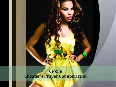 Ce'cile - Cheater's Prayer Counteraction {Nov 2011}