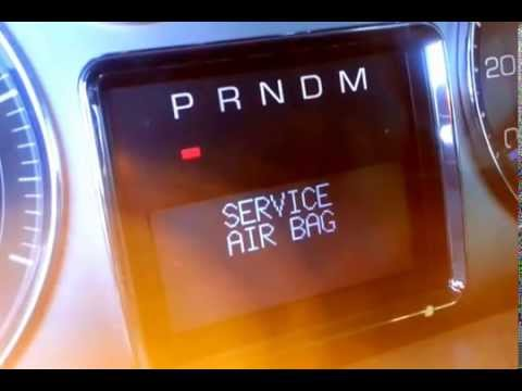 Delightful Reset Service Airbag Light Fix Cadillac Escalade   YouTube Pictures