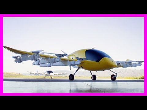 Larry Page's flying taxis approach regulatory approval in New Zealand - [Regular Car Reviews]