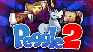 PEGGLE #4 with Vikk, Josh & Ethan (Peggle 2 Gameplay)