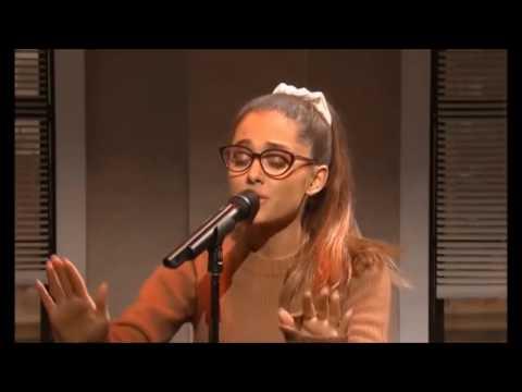 아리아나 그란데 SNL 모창실력 대박 !! (휘트니 휴스턴, 브리트니 스피어스, 리한나, 샤키라, 셀린 디온) Ariana Grande