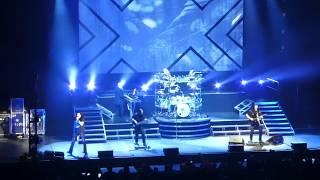 Dream Theater - Intro / Untethered Angel - live @ Samsung Hall in Zurich 14.02.2020