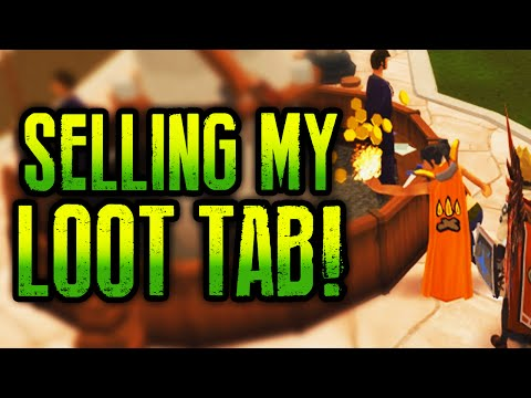RuneScape: Loot Tab Value & New Bank Video!