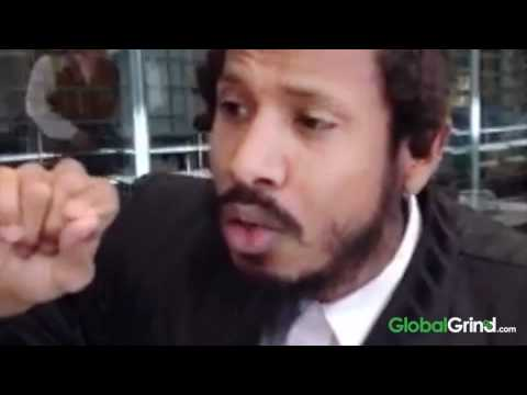 Shyne Freestyles In Israel!