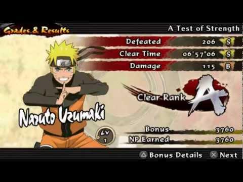 Naruto Shippuden Ultimate Ninja Impact 100% Walkthrough Part #1[HD] |