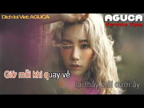 [Karaoke Việt] U R - Taeyeon