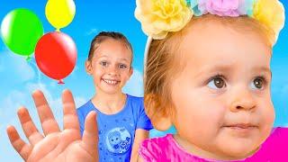 El Globo - Cancion Infantil | Maya y Mary