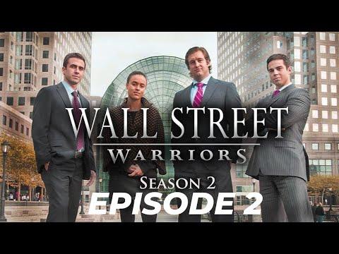 Wall Street Warriors - Season 2 Episode 2 - Holding Patterns