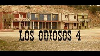 LOS ODIOSOS 4 cortometraje