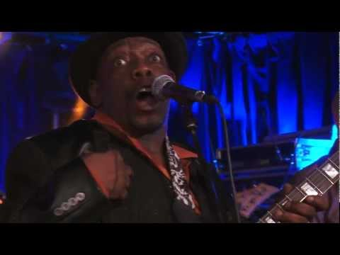 Lucky Peterson live 2012 featuring Tamara Peterson (DVD) - Lost The Right