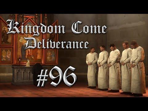 Kingdom Come Deliverance #96 - Eintritt ins Kloster - Kingdom Come Deliverance Gameplay German