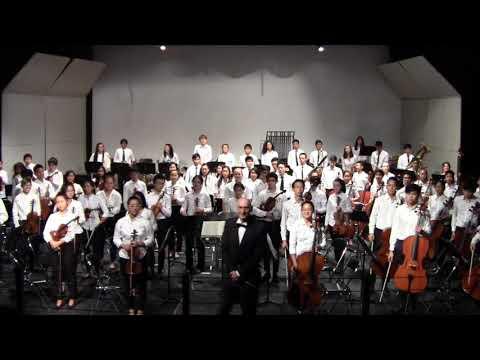 "Symphony No  9 in E minor ""From the New World"" by Antonin Dvorak"