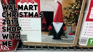 Walmart Christmas 2019 Shop With Me -- Hobby Lobby Quality at Walmart Prices??