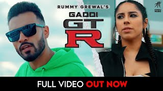 Gaddi GTR ( Full Video ) | Rummy Grewal | Anker Deol | New Punjabi Songs 2020 | Humble Music |