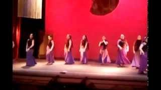 Baile quijano ciudad real-vengo del moro