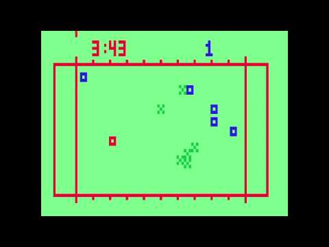 VC 24 - Pro Football - (1980) - Channel F - gameplay HD