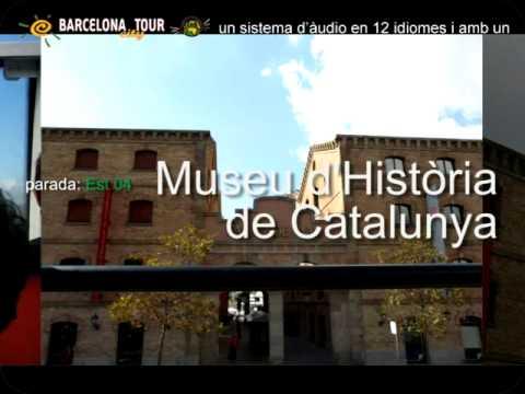 aSZ arquitectes_Bus Turístic-Barcelona CITY TOUR