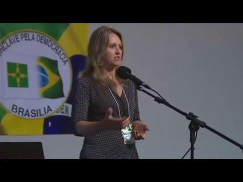 DRA. TANIA BUENO - CONCLAVE DE BRASÍLIA