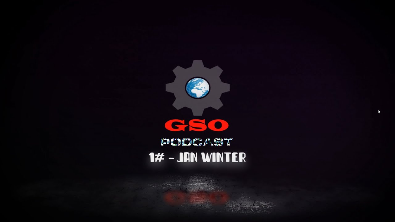 GSO-Podcast 2021 - Episode 1: Jan Winter