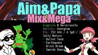 PRANKSTER SPORE BRELOOM?     Mix&Mega w/ PokeaimMD