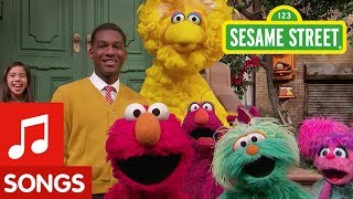 Sesame Street: Thankful for Friends Song with Leon Bridges