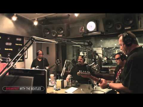 The Smithereens - It's Only Love (Breakfast With The Beatles, August 4th, 2013)
