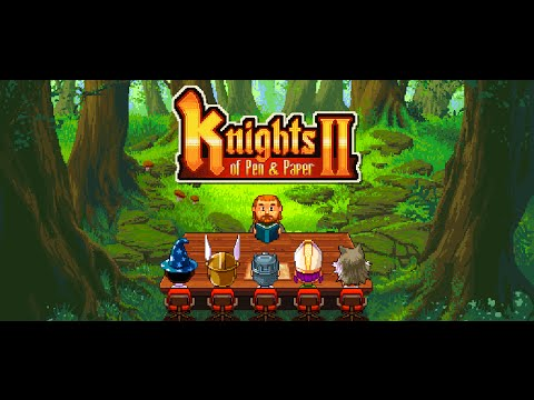 An introduction to Knights of Pen and Paper 2 |