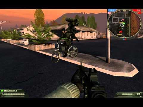 Battlefield 2 Real War. Велик на китайском Карканде