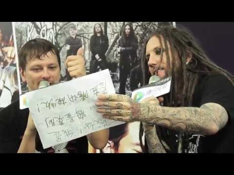 Korn's first visit to China