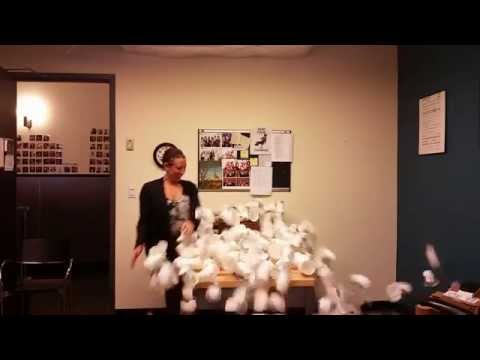 Office Prank Pt. 2 | The desolation of Nikki