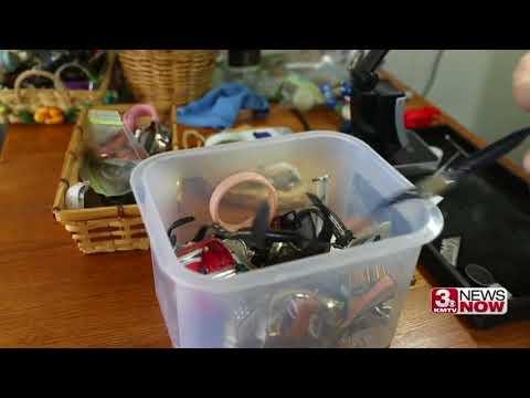 Omaha man fixes, donates watches