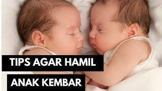 MAU PUNYA ANAK KEMBAR ? Tips Untuk Mendapatkan Anak Kembar