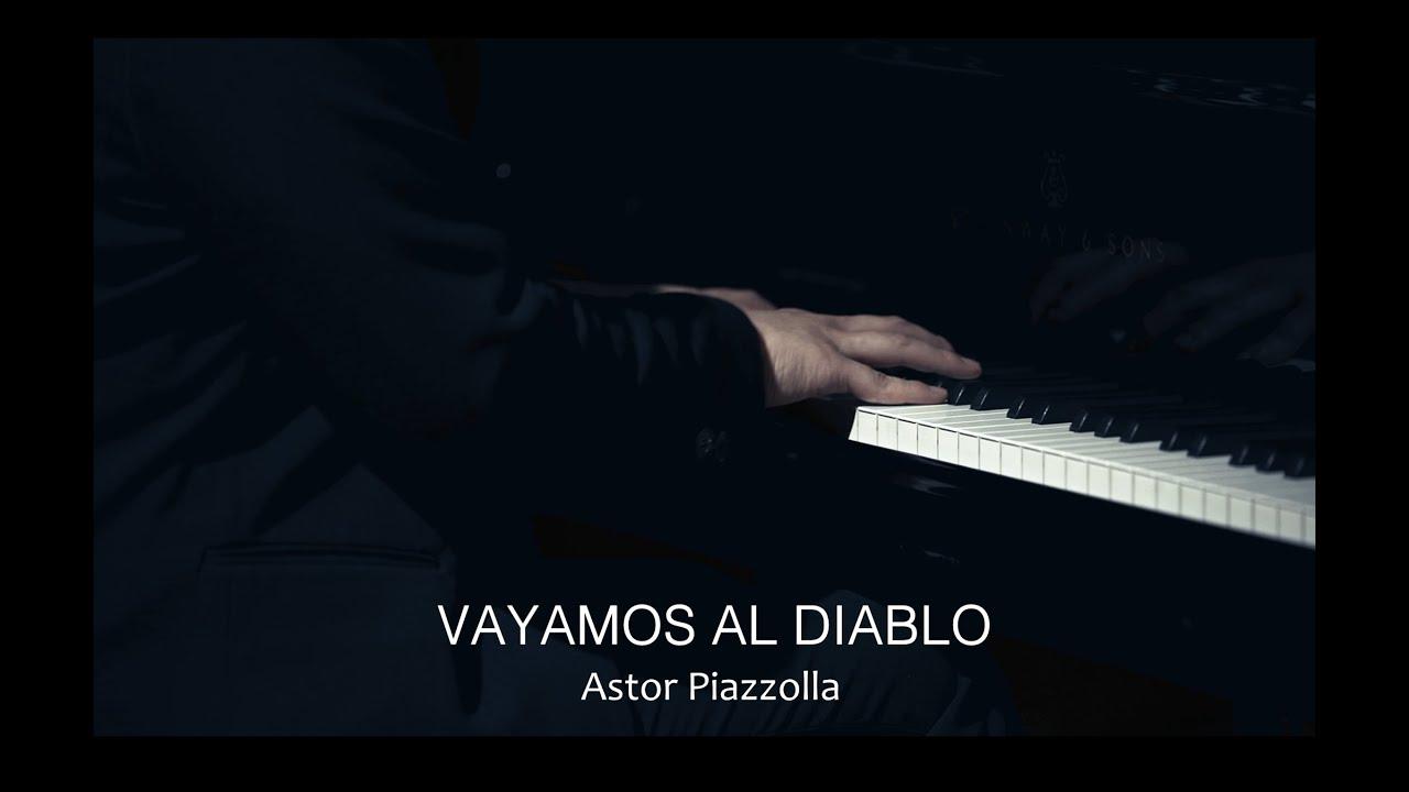 고상지 Astor Piazzolla 'Vayamos Al Diablo'