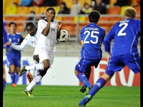 Suwon Samsung Bluewings vs Al Sadd: AFC Champions League (Semi Final 1st Leg) 2011
