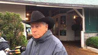 KY Derby: D. Wayne Lukas On Mr. Z