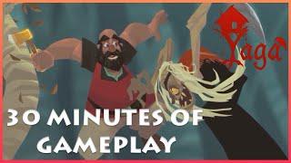 Apple Arcade :: Yaga The Roleplaying Folktale Gameplay on iOS
