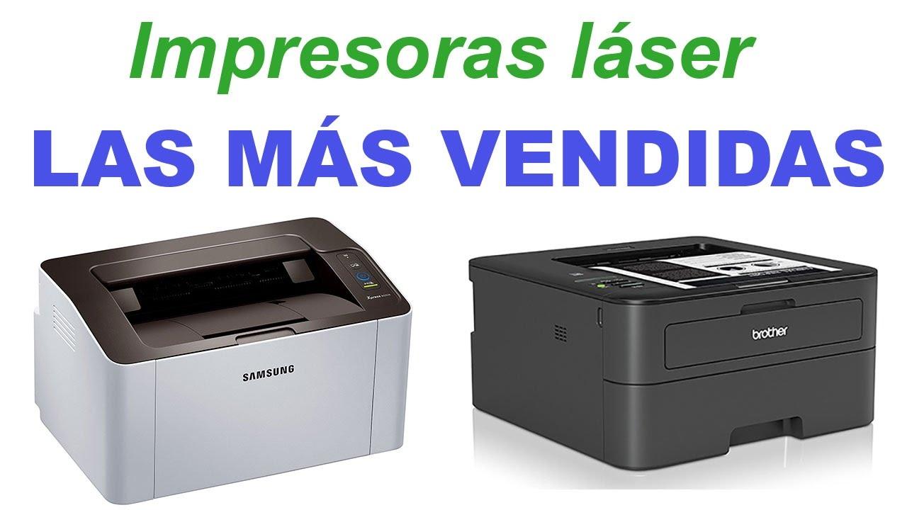 Impresora láser | Las mejores impresoras láser, las más vendidas ...