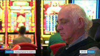 Le casino de Blotzheim