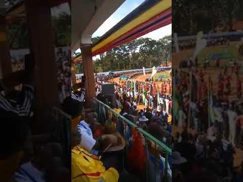 PECE DECLARED INTERNATIONAL STADIUM  KIN GULU UGANDA